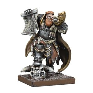 NORTHERN ALLIANCE LORD/ SKALD - KINGS OF WAR 3RD EDITION - MANTIC