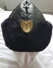 Ertugrul kayi turkish leather and fur hat (new stock arrived)