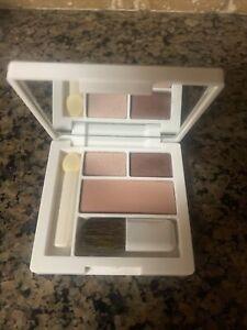 Clinique EyeShadow Lucky Penny, Black Honey & Mocha Pink Blush Palette NEW