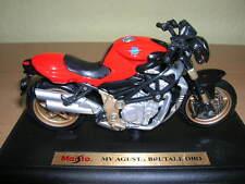 Maisto MV AGUSTA BRUTAL Oro Red, 1:18 Motorcycle