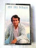 Jose Luis Perales Sueño De Libertad Cinta Cassette CBS 1987 Music Spanish