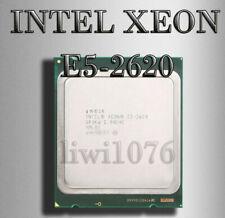 Intel Xeon E5-2620 Processor 6 Core 12 Thread 2GHz L3-15MB LGA 2011/Socket R CPU