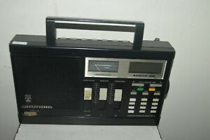 Grundig Satellit 300 Works Radio World Receiver Vintage