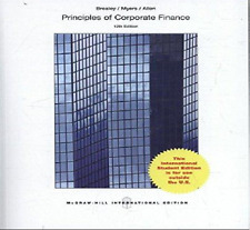 Principles of Corporate Finance by Franklin Allen, Stewart C. Myers, Richard A.