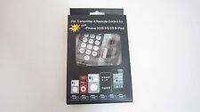 Transmisor FM TR-321YZ Control Remoto & Cargador de coche para iPod iPhone 3GS/4G/4S &