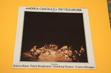 ANDREA CENTAZZO QUINTET LP MITTELEUROPA LIVE 1°STORIG ITALY JAZZ SIGILLATO !!!!