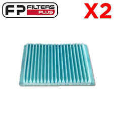 2 x WACF0014 Genuine Wesfil Cabin Filter Suits Toyota Corolla ZZE122R - RCA140P