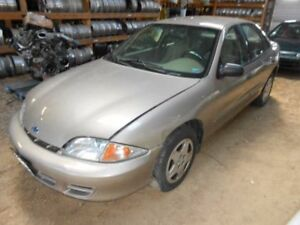 Hub Rear With ABS Fits 92-05 CAVALIER 271357