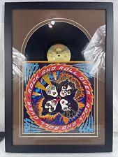 Kiss Rock and Roll Over Casablanca 7037 Vinyl 1976 W/ Authentic Signatures RARE
