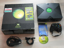 Xbox Jet Set Radio Future GT 2002 Bundle + Kabel + Spiel und Controller in OVP