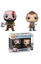Funko Pop! God Of War Kratos and Atreus 2-Pack Best Buy Exclusive PlayStation LE
