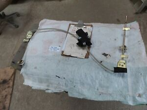 FIAT COUPE RIGHT DRIVER SIDE DOOR ELECTRIC WINDOW WINDER ASSEMBLY 1998