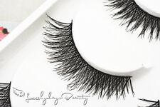 BEST! 5 Pairs Long Thick Handmade Makeup Fake False Eyelashes Eye Lashes#29