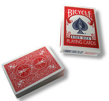 Stripper Magic Trick Card Deck Red Bicycle Find Card By Touch Alone Easy