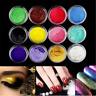 12 Color DIY Pigment Powder For Soap Nail Art Eye Shadow Resin Colorant Dye