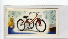 (Jd6277) PRIORY TEA,CYCLES & MOTOR CYCLES,CHILDS TRICYCLE,1963,#4