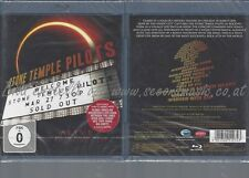 DVD--BLUE RAY--STONE TEMPLE PILOTS--ALIVE IN THE WINDY CITY