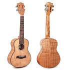 Tenor Ukulele Okoume 26 inch Ukelele Classical Hawaii Guitar Tiger for Gifts for sale