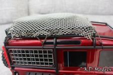 Stretch Camo Netting and hooks for Traxxas TRX-4 Landrover D110 Scale Crawler