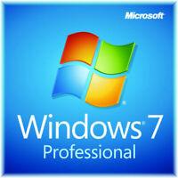MICROSOFT WINDOWS 7 PROFESSIONAL COA KEY + 32 BIT INSTALL FULL VERSION + M-BOARD