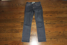 Madewell Alley Straight Dark Wash Blue Jeans Size 26 Pants