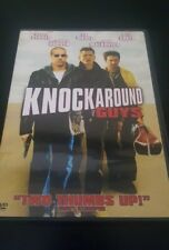 Knockaround Guys (DVD, 2003) Tested Free Shipping Vin Diesel Barry Pepper (CL2)
