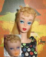 Vintage ponytail or swirl Barbie restoration service by Lolaxs