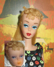 Vintage ponytail or swirl Barbie restoration service by Lolaxs
