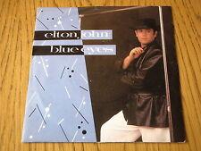 """ELTON JOHN - BLUE EYES  7"""" VINYL PS"""