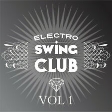 ELECTRO SWING CLUB = Jazzotron/Slamboree/Pashm/Brazda...= CD = groovesDELUXE!