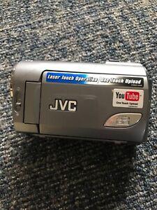 JVC  Everio memory camcorder GZ- MS100