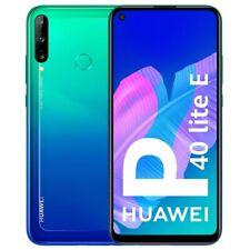 Huawei P40 lite E 64GB Aurora Blue Ohne Simlock Dual SIM Smartphone Handy
