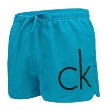 Blu X-large Calvin Klein Km0km00016 Pantaloncini da bagno Uomo (atomic (zsd)