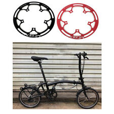 54 Road Bike Chainring Bicycle Chain Wheel Guard Protector for BCD130mm Crankset