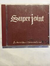 Superjoint Ritual - Lethal Dose American Hatred - CD 2003 - Alternate Cover