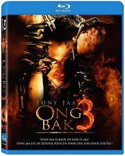Ong Bak 3 (Blu-ray) Tony Jaa NEW