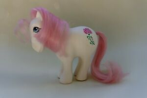 My Little Pony G1 Alternate Birthflower January Carnation