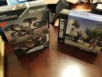 2 boxes- New Dragonfire Drone Strike Mega Construx Call Of Duty + Rocket Turret