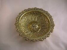 Ottoman Style Engraved Copper Bath Bowl 7003