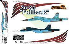 "1/144 Modern Bomber: Sukhoi Su-34 ""Fullback"" [Russian Federation] : Triple Nuts"