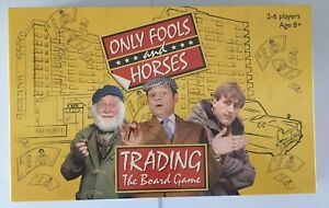 Only Fools and Horses Trotters Trading The Board Game Brand New and Sealed