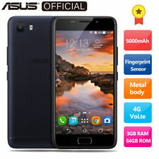 ASUS Zenfone Pegasus 3s Max 3/64GB Android 7.0 4G Cellulare 8*CORE 5000mAh Phone