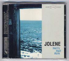 JOLENE - Hell's Half Acre - CD - buone condizioni