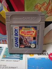 Game Boy GB:Castlevania II - Belmont's Revenge [TOP KONAMI & RARE] SEUL - FRG