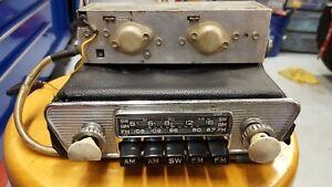 """Blaupunkt Frankfurt Radio US """"X"""" Series with Amp, Mercedes, VW,  Porsche, BMW"""