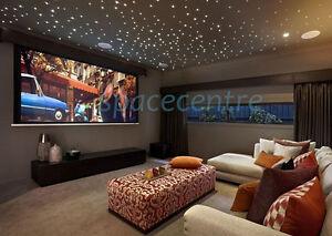 DIY star ceiling fiber optic lights kit 32w RGB touch pad control 400night light