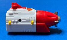VINTAGE RED SPACE PROBER FOR VOLTRON SPACE WARRIOR - DAIRUGGER!