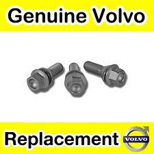 Genuine Volvo XC90 (16 -) V60CC, S60 CC Ruota Bullone Kit (pacco da 10)