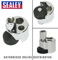 "Sealey Stud Extractor Remover & Installer 8 - 19mm 1/2 "" Inch Drive VS7232"