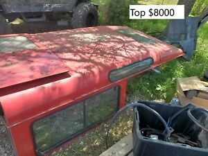 Hard Top for 91 Land Rover Defender 110 R hand drive